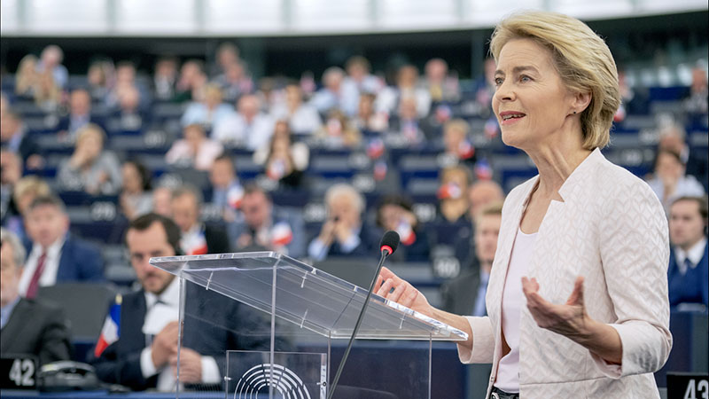 Photo article 2 5 Von der Leyen Crdit European Parliament WEB